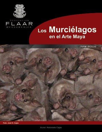 Los Murciélagos en el arte Maya - Wide-format-printers.org