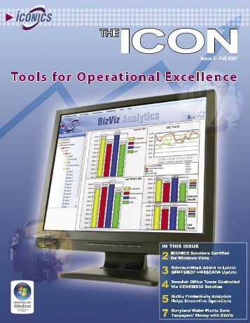 The ICON October 2007.indd - ICONICS UK Ltd