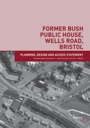 FORMER BUSH PUBLIC HOUSE, WELLS ROAD, BRISTOL - Tresa