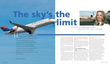 The Sky's the Limit - Berry College