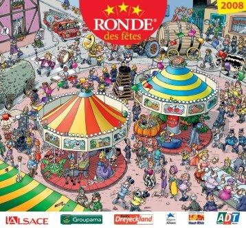ronde des fetes.indd - La Ronde des fêtes