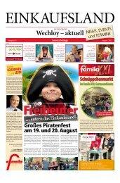 Wechloy – aktuell