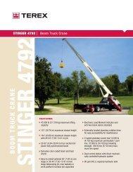 Load Chart - Millican Crane Service