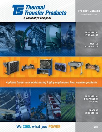 TTP Full Catalogue - Drive Products