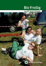 Bliv Frivillig - Dansk Folkehjælp