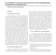 TranspR 01.2010 - Deutsche Gesellschaft für Transportrecht