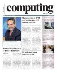 Macrocontrato de DPWN con Telefónica por 350 millones de euros ...