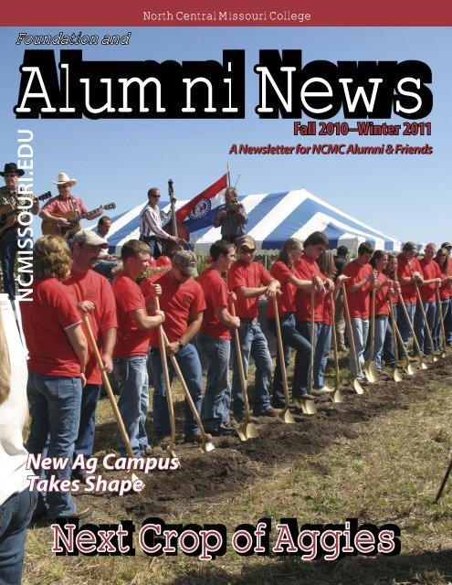 Next Crop of Aggies - North Central Missouri College
