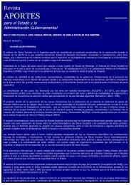 Regulación del Sistema de Obras Sociales en Argentina