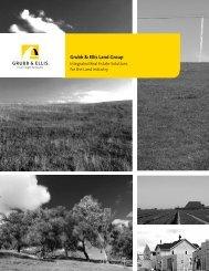 Grubb & Ellis Land Group