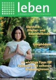 Eierstock-, Eileiter - Sachsen-Anhaltische Krebsgesellschaft e.V.