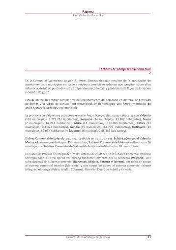 02.- PAC Paterna - Factores de competencia comercial.indd - Pateco