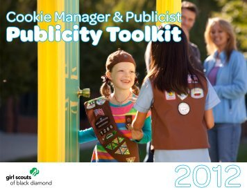 Cookie Manager & Publicist - Girl Scouts of Black Diamond