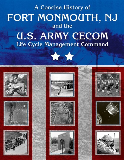 Concise History of Fort Monmouth - CECOM - U S  Army