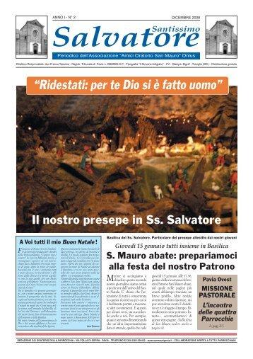 prima parte - amici oratorio San Mauro onlus