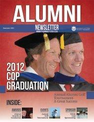 Summer 2012 - College of Pharmacy - University of Utah