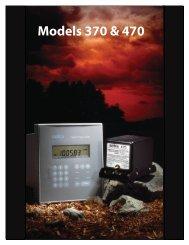 Model 470 Data Sheet - Setra