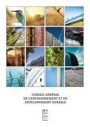 Conseil général de l'environnement et du développement ... - cgedd