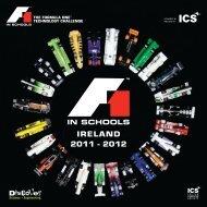 IRELAND 2011 - 2012 - F1 in Schools IRL