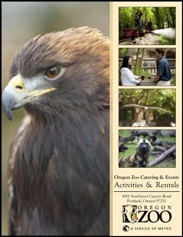 Download This PDF! - Oregon Zoo