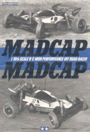 Tamiya Madcap Manual - Wheelsacademy.info