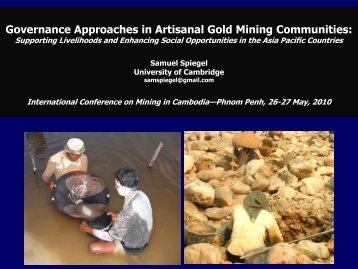 15.Samuel J. Spiegel_Illegal Gold Mining.pdf - United Nations in ...