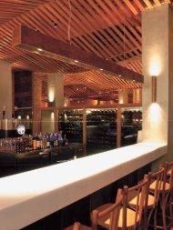 Restaurante Fiammetta - Lume Arquitetura