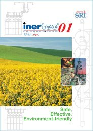 Download Inertec01 Fire Suppression Systems Catalog - ISGM