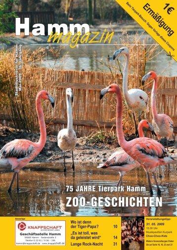 25 Jahre Tierpark Hamm - Verkehrsverein Hamm