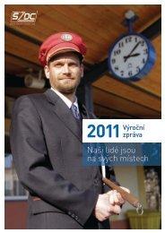 Výroční zpráva 2011 - SŽDC