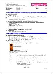 SDB Metaflux 70-41 Alu-Zink-Paste
