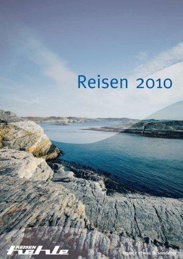 Reisen 2010 - Hehle Reisen