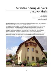 Weitere Informationen als PDF-Dokument anzeigen - Mönchberg ...