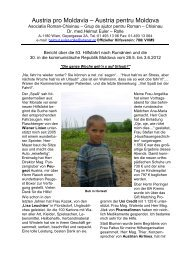 Bericht 53._30.Hilfsfahrt komplett - auf den Seiten von Familie Fegerl!