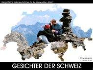 Aargauer Jura - gesichter der schweiz
