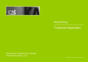 HK Trademark Brochure.pub - Hong Kong Trademark & Design ...