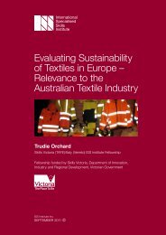 Evaluating Sustainability of Textiles in Europe ... - Blockshome.com