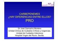 CARBEPENEMES ¿HAY DIFERENCIAS ENTRE ELLOS?