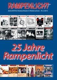 rampenlicht - Amateurtheaterverband Niedersachsen eV