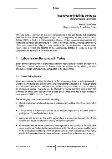 Turkey - mutual learning programme