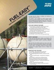 Fuel-Easy Brochure - SEI Industries Ltd.