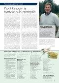 Harvest Golf tulee Porvooseen s. 5 - Page 3