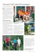 Harvest Golf tulee Porvooseen s. 5 - Page 5