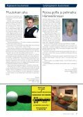Harvest Golf tulee Porvooseen s. 5 - Page 7