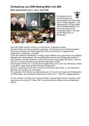 Dorfzeitung Juni 2006 Beitrag MGA und JMA - Musikgesellschaft ...