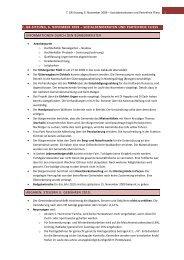 7. gr-sitzung, 6. november 2009 – sozialdemokraten und parteifreie ...