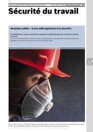 Sécurité du travail - Bosch