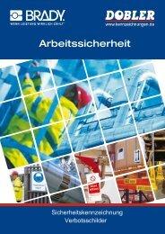 Katalog Verbotsschilder - Dobler GmbH Dobler GmbH