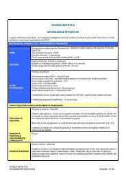 SCHEDA SINTETICA INFORMAZIONI SPECIFICHE - Legal & General