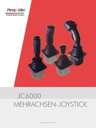 jc6000-serie - WES EBERT SYSTEME ELECTRONIC GmbH